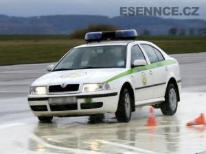 Škola smyku Příbram - výcvik policistů